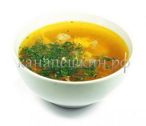 Заказать Куриный суп  слапшой