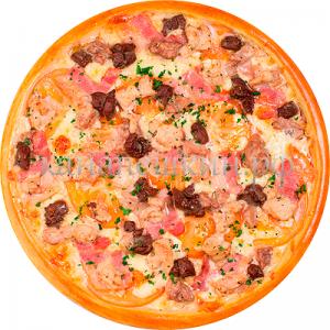 Доставка пиццы - Мясное Ассорти