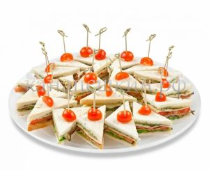 Сэндвич с ветчиной (15 штук)
