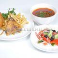 Доставка обедов - заказать бизнес ланч № 8