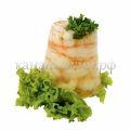Креветки в чесночном желе