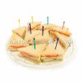 Сэндвич с ветчиной и сыром (10 штук)
