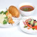 Доставка обедов - заказать бизнес ланч № 3