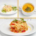 Доставка обедов - заказать бизнес ланч № 9