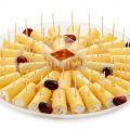 Сырные рулетки - 24 шт
